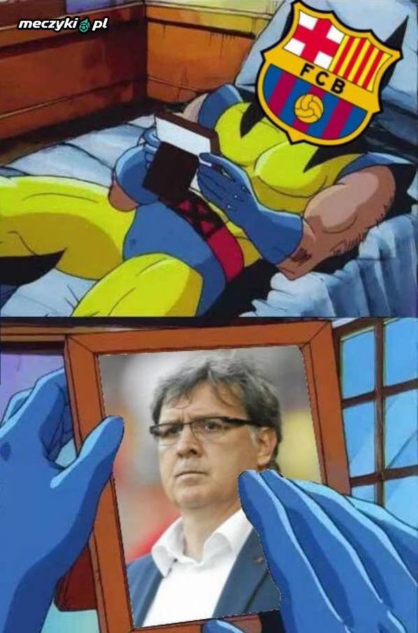 W Barcelonie tęsknią Tatą Martino