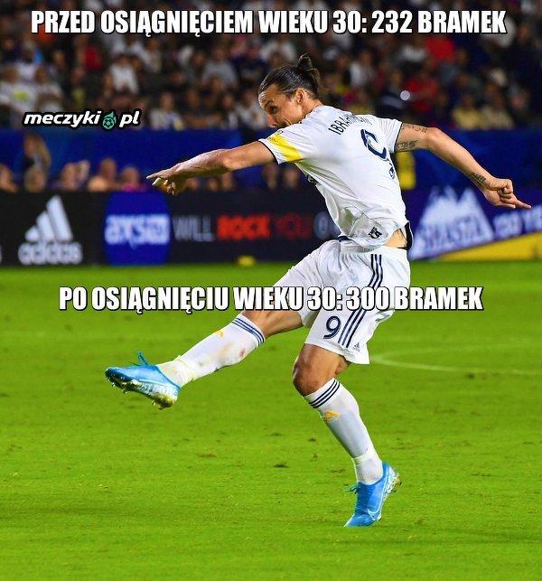 Ibrahimović: Jestem jak wino, im starszy tym lepszy