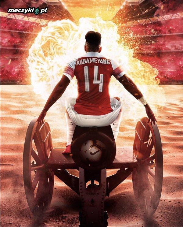 Pierre-Emerick Aubameyang strzelił teraz 16 bramek w swoich ostatnich 16 występach dla Arsenalu we wszystkich rozgrywkach