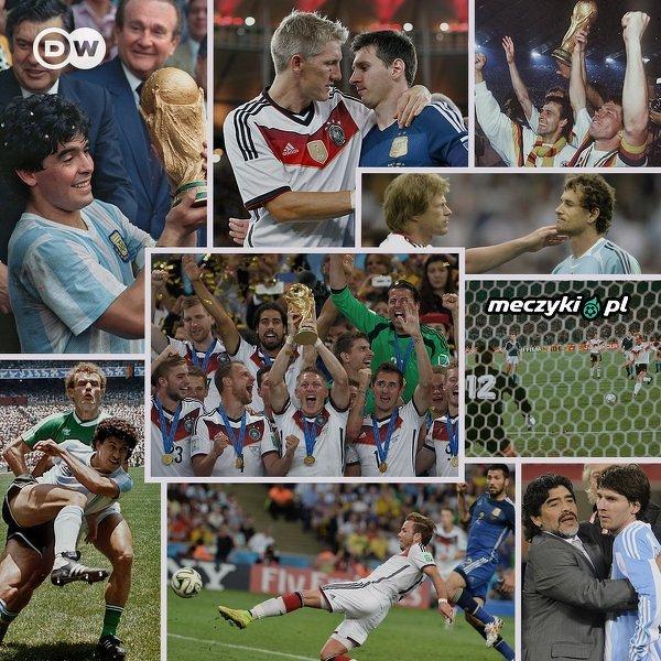 Mecze Niemców z Argentyńczykami to starcia, które zawsze gwarantują wielkie emocje