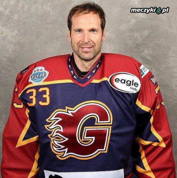 Oficjalnie: Petr Cech podpisał kontrakt z hokejowym zespołem Guildford Phoenix