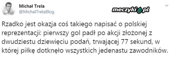 Wyjątkowa akcja reprezentacji Polski