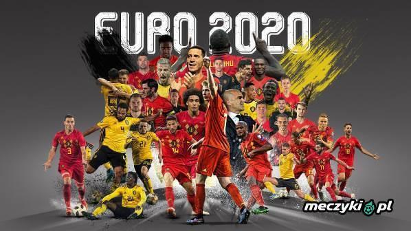 Belgia jako pierwsza awansowała na Euro 2020