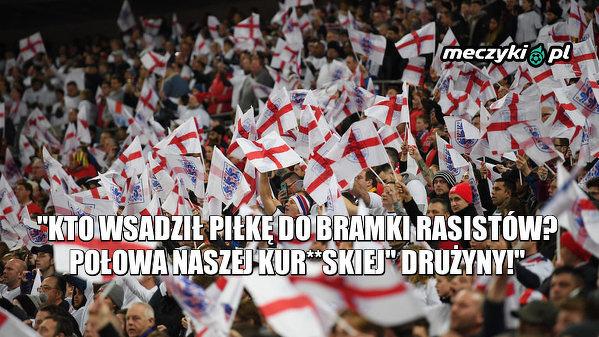 Angielscy kibice pojechali bułgarskich fanów