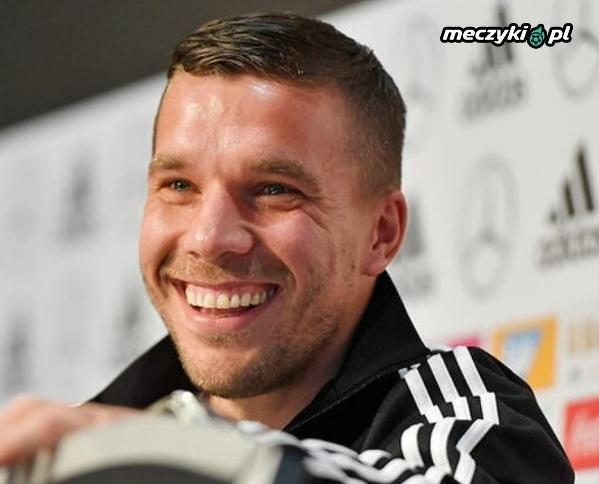 Lukas Podolski nie przedłuży kontraktu z Vissel Kobe. Pora na Górnik Zabrze?