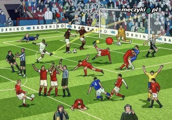 Legendarne momenty w Premier League