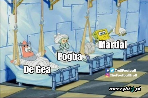 Sytuacja kadrowa Manchesteru United