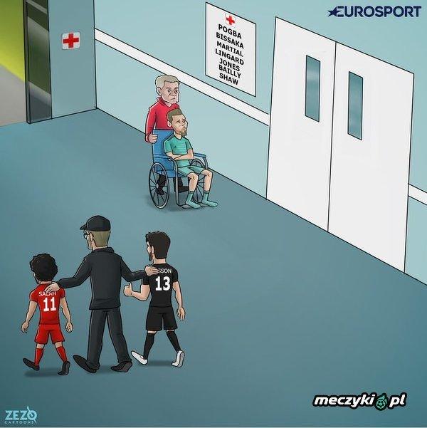 Sytuacja przed hitem Premier League