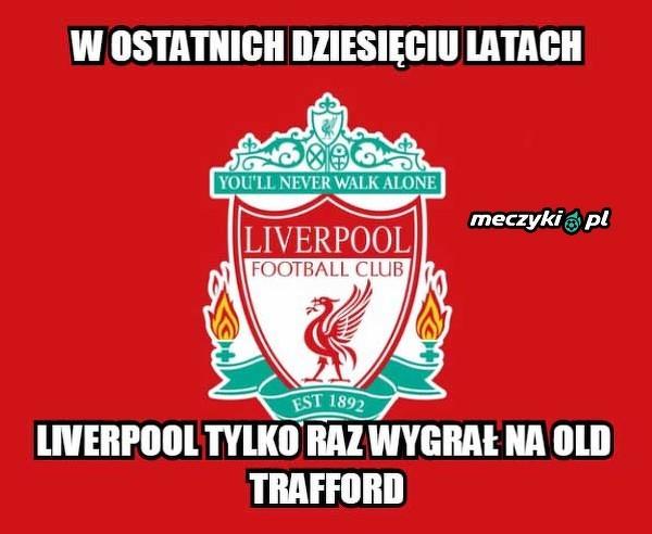 Liverpool ma szansę na poprawę statystyk