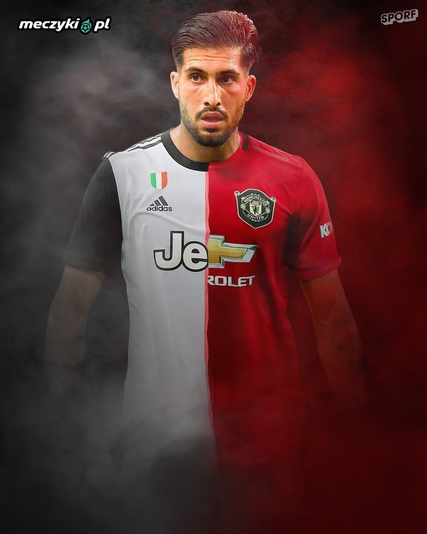 Według Sky Sports Emre Can może zimą zostać piłkarzem Manchesteru United