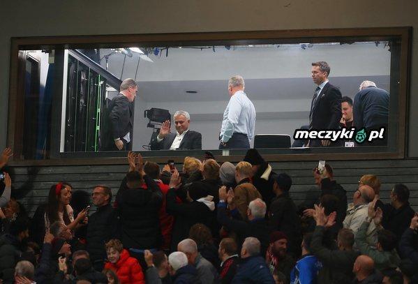 Jose Mourinho wysłał pozdrowienia kibicom Man Utd