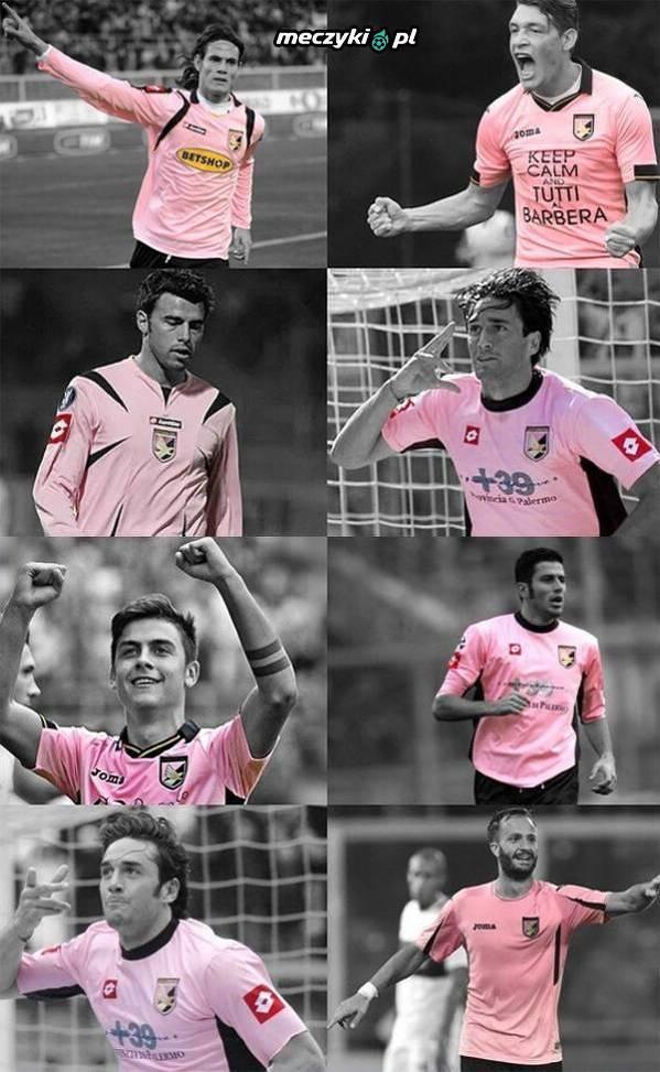 Oni wszyscy grali w Palermo