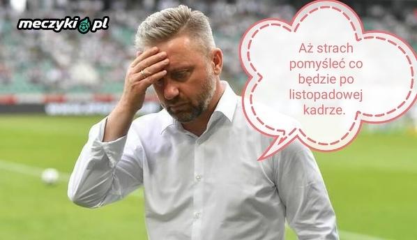 Brzęczek po golach Polaków!