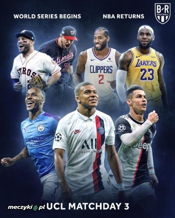 Wielki sportowy wtorek