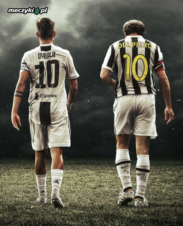 Czy dorówna legendzie Del Piero?