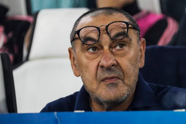 Media: Juventus podjął decyzję w sprawie Maurizio Sarriego