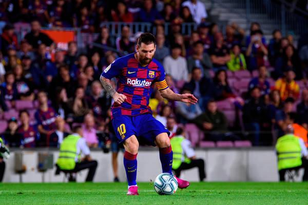 Składy na mecz FC Barcelona - Atletico Madryt. Antoine Griezmann na ławce rezerwowych