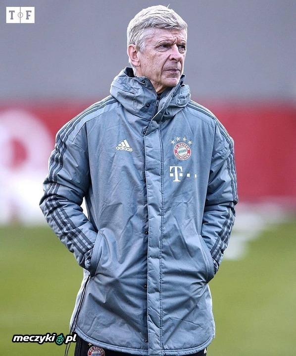 Arsène Wenger jedną nogą w Bayernie