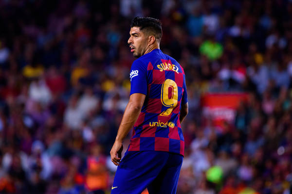 Luis Suarez: Ogromne wrażenie zrobiło na mnie zdjęcie Leo Messiego z sześcioma Złotymi Piłkami