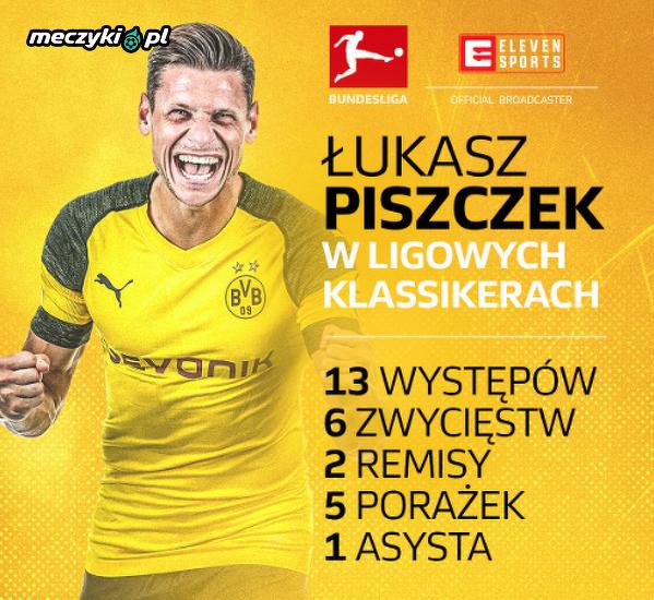 "Łukasz Piszczek to weteran ""Der Klassiker""!"