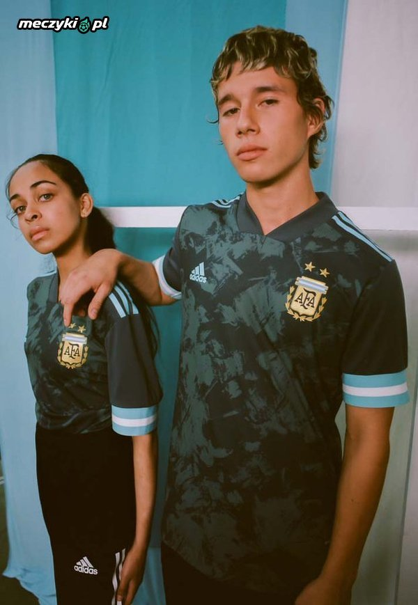 Koszulki reprezentacji Argentyny na Copa America 2020