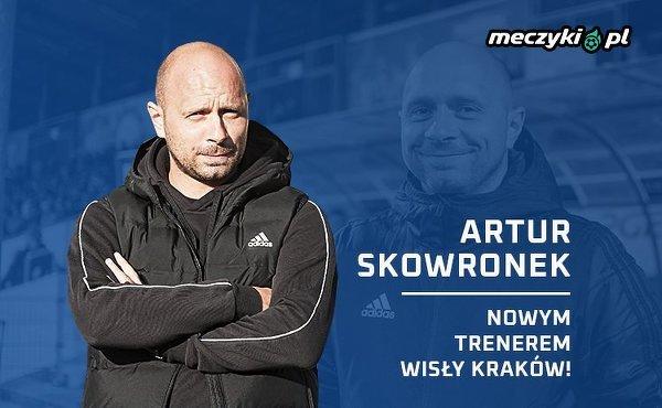 Oto nowy trener Wisły Kraków!
