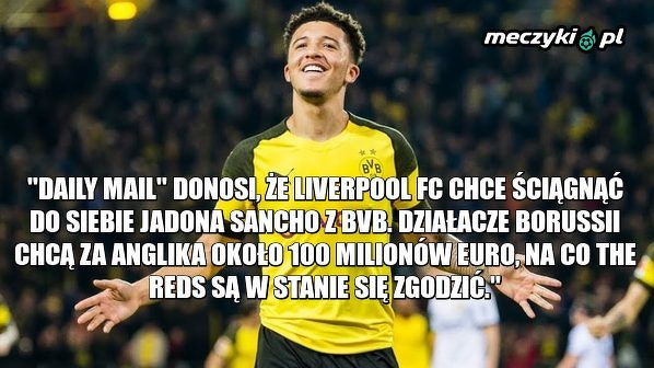 Liverpool chce talent z BVB