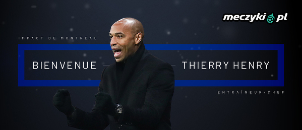 Thierry Henry został nowym menedżerem Montreal Impact. Francuz podpisał 2-letni kontrakt z opcją przedłużenia na kolejny rok