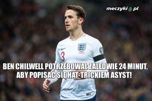 Świetne osiągnięcie obrońcy reprezentacji Anglii