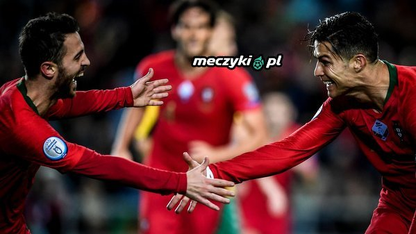 Zabójczy duet reprezentacji Portugalii