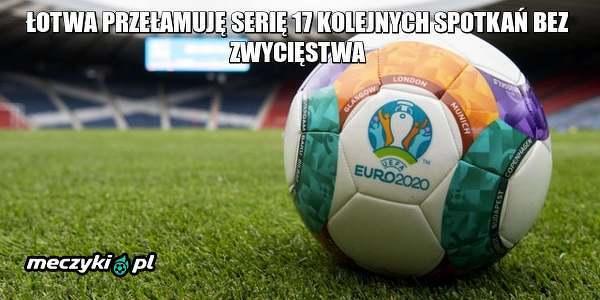 Łotwa wygrywa!