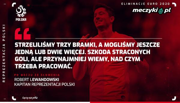 Lewandowski jak zawsze konkretny