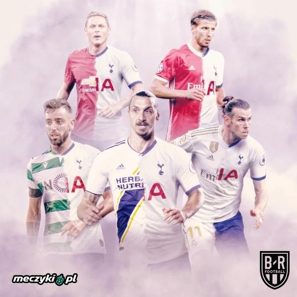 Tottenham dokona transferowych hitów?
