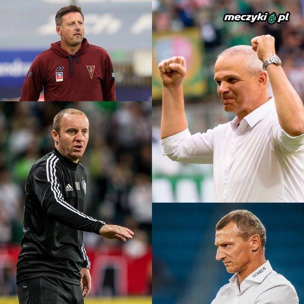 Kto zostanie trenerem miesiąca w Ekstraklasie?