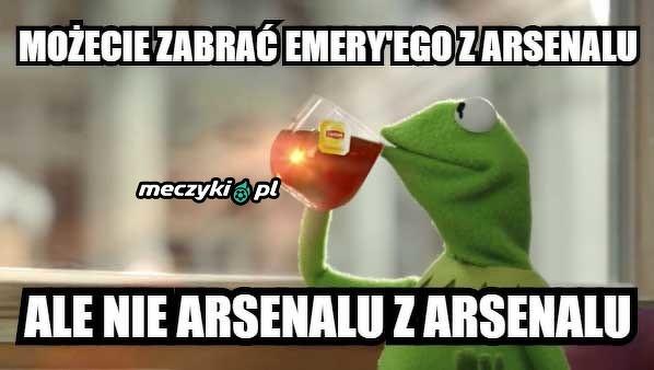 W Arsenalu po staremu