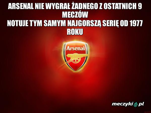 Arsenal wciąż w kryzysie