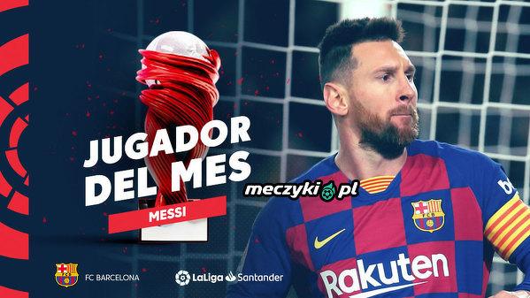 Najlepszy piłkarz listopada w La Liga