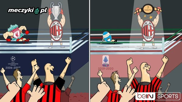 To już nie ten Milan