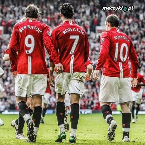 Dawno temu w Manchesterze United