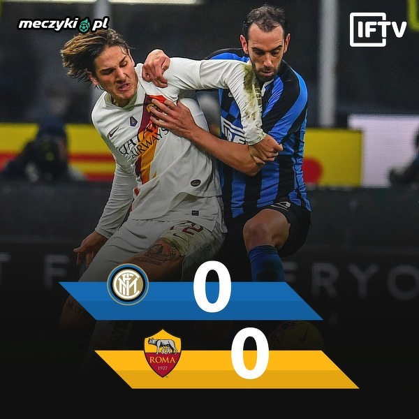 Pierwszy w tym sezonie mecz Interu bez zdobytego gola