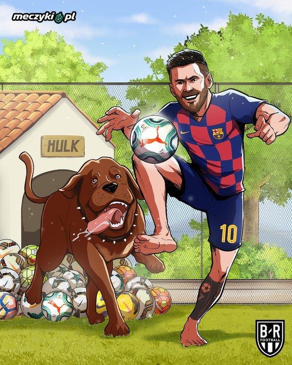 Messi zdobył 35. hat-tricka w LaLiga