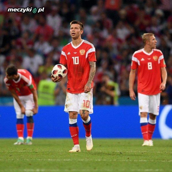 Rosja została wykluczona z Mistrzostw Świata 2022, ale może konkurować na Euro 2020