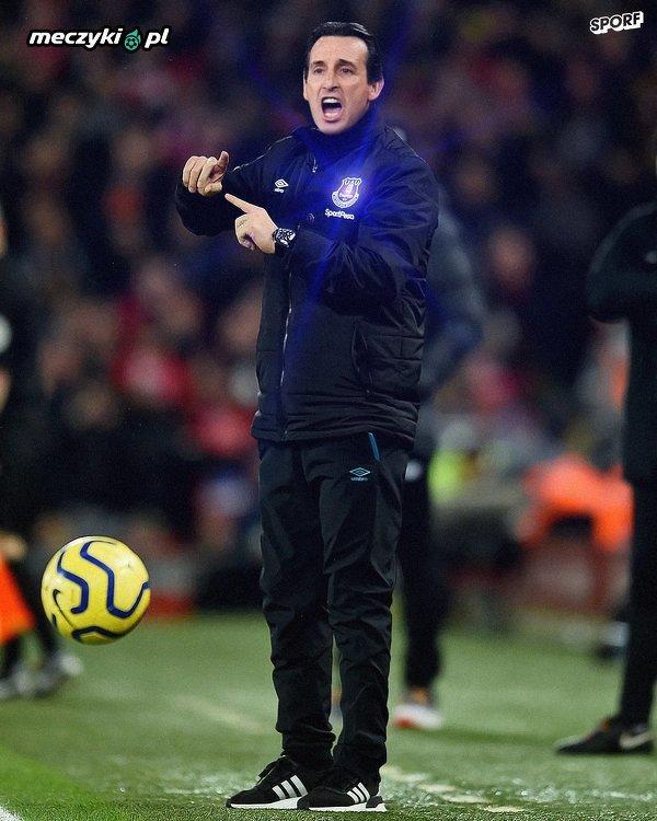 Wg Sky Sports News Emery jest łączony z pracą w Evertonie