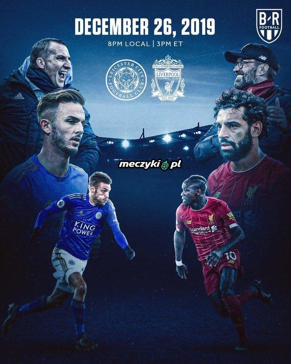 To może być mecz tego sezonu Premier League
