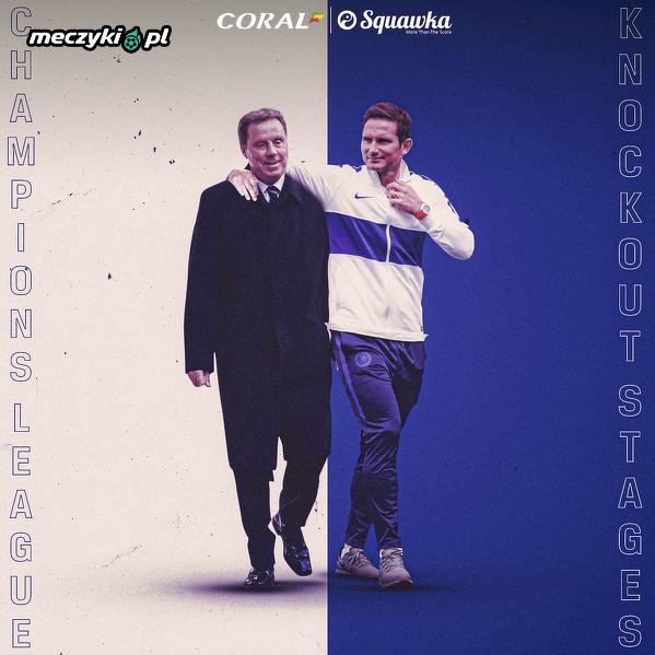 Tylko dwóch angielskich menedżerów zakwalifikowało się do 1/8 finału Ligi Mistrzów w tej dekadzie