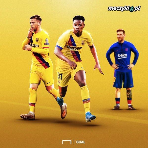 Przyszłość Barcelony wygląda bardzo dobrze!