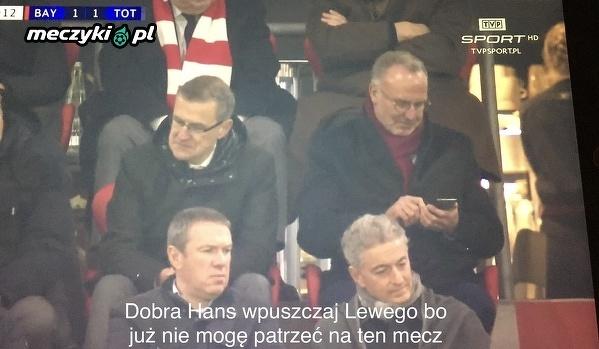 Rummenigge wysłał rozkaz trenerowi Bayernu