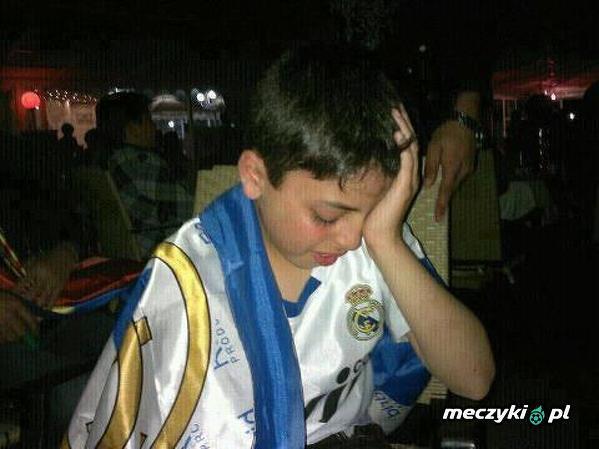 Tymczasem fani Realu