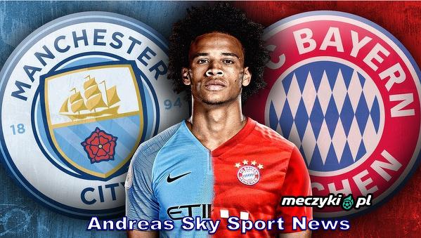 Leroy Sane chce odejść z Manchesteru City już zimą i dołączyć do Bayernu Monachium!