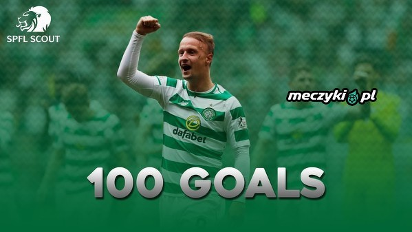 Celtic - pierwszy zespół, który strzelił 100 goli w tym sezonie
